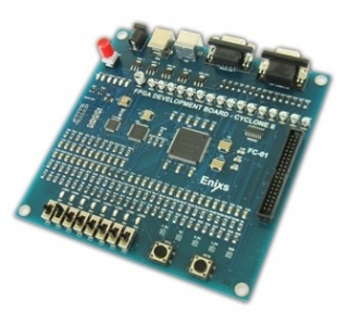 FPGA Development Board - Cyclone II